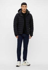 J.LINDEBERG - TODD  - Down jacket - black - 1