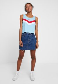 Levi's® - FLORENCE TANK - Top - baltic sea - 1