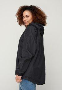 Zizzi - MTWENTY JACKET - Summer jacket - black - 2