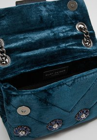 Kurt Geiger London - MINI KENSINGTON BAG - Across body bag - blue - 4