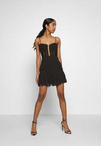 Thurley - CRUSADER DRESS - Koktejlové šaty/ šaty na párty - black - 1