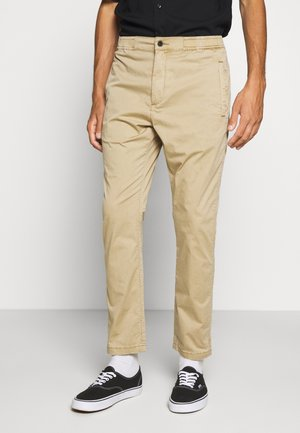 CARL PANT - Chinos - british khaki