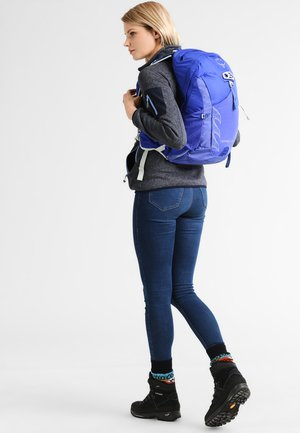 TEMPEST - Backpack - iris blue