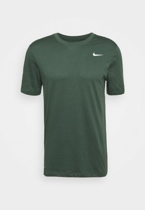DRY TEE CREW SOLID - Camiseta básica - galactic jade