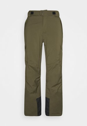 COMPLOUX - Snow pants - khaki