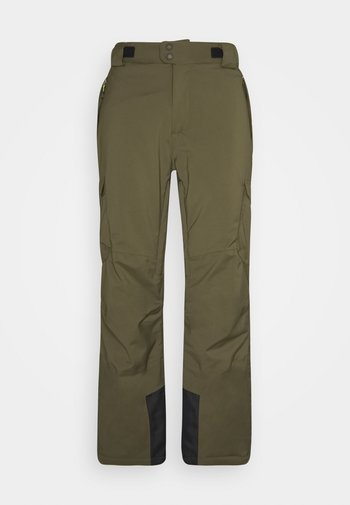 COMPLOUX - Snow pants - khaki