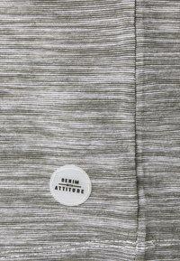 Blend - TEE - Print T-shirt - egret - 2