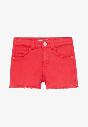 PATRIC-H - Jeansshort - rood