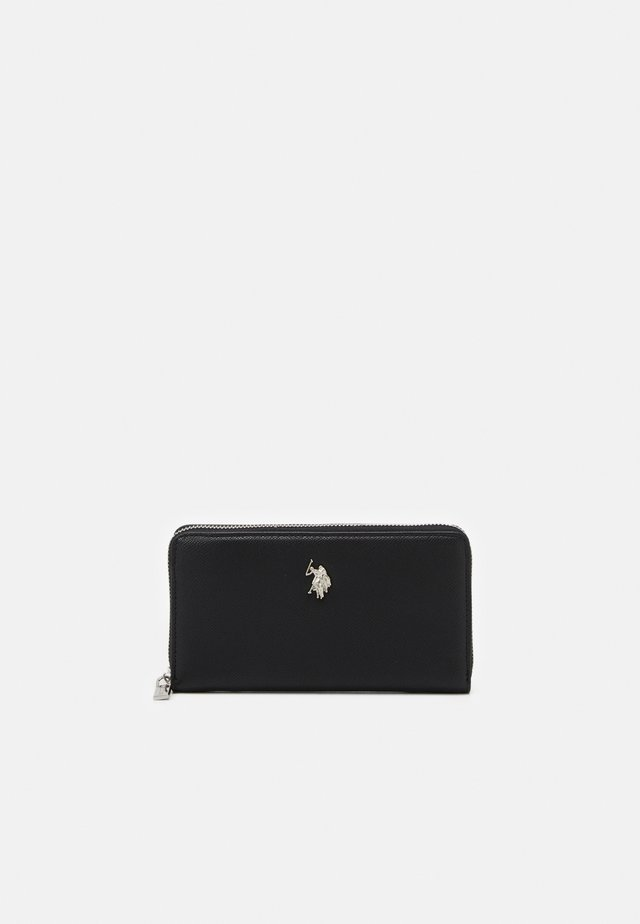 JONES ZIP WALLET - Wallet - black