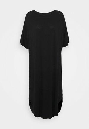 Sukienka z dżerseju - black dark