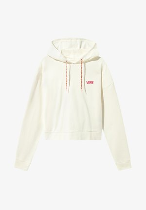 WM JUNIOR V FT - Hoodie - marshmallow