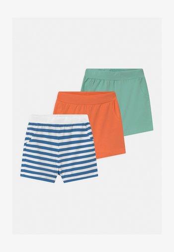 NBMBJARKE 3 PACK - Shorts - melon
