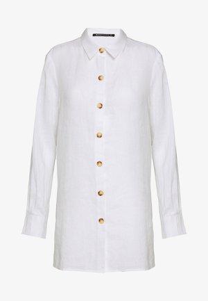ERRIS - Button-down blouse - weiß
