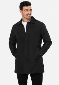 Threadbare - Krátký kabát - schwarz - 0