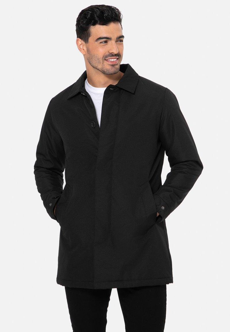 Threadbare - Krátký kabát - schwarz