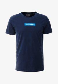 Petrol Industries - T-shirt z nadrukiem - deep navy - 4