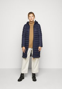 Save the duck - GIGAY - Winter coat - blue black - 1