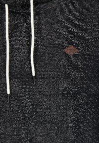 Produkt - PKTHNN PHILI HIGH NECK - Jumper - black - 4