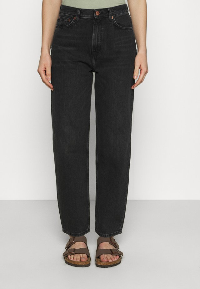 ELLY - Relaxed fit jeans - black snow