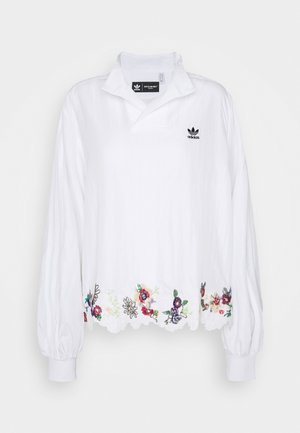BLOUSON - Blusa - white