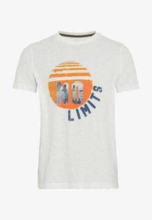 Print T-shirt - kiwi
