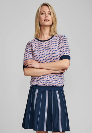 NUBRENDA  - T-Shirt print - pale mauve