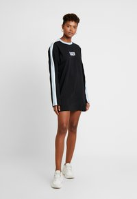 Ragged Jeans - APPROVAL DRESS - Jerseyjurk - black/multi - 1