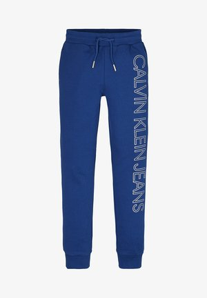 Tracksuit bottoms - naval blue