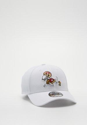 NFL PEANUTS - Cap - white