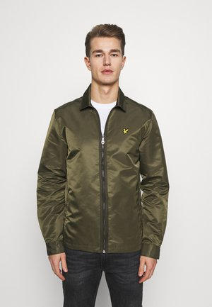 LIGHTWEIGHT JACKET - Tunn jacka - trek green