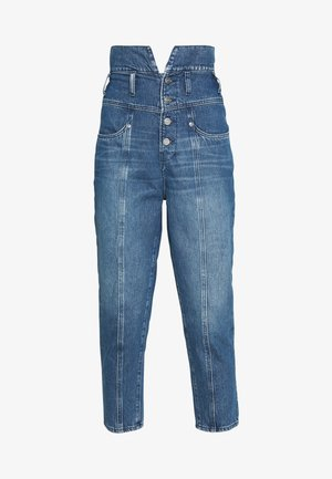 WYNNE - Relaxed fit jeans - blue denim