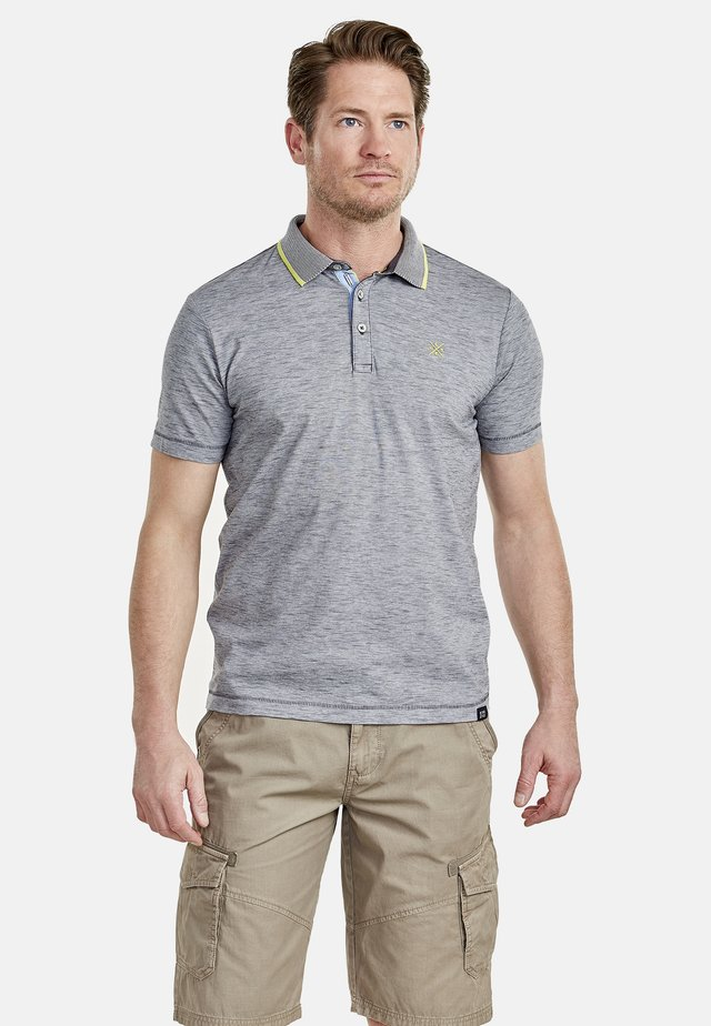 Polo shirt - rock grey