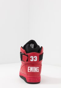 Ewing - 33 HI - High-top trainers - chinese red/black/white - 3