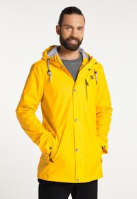 Schmuddelwedda - Waterproof jacket - senf - 0