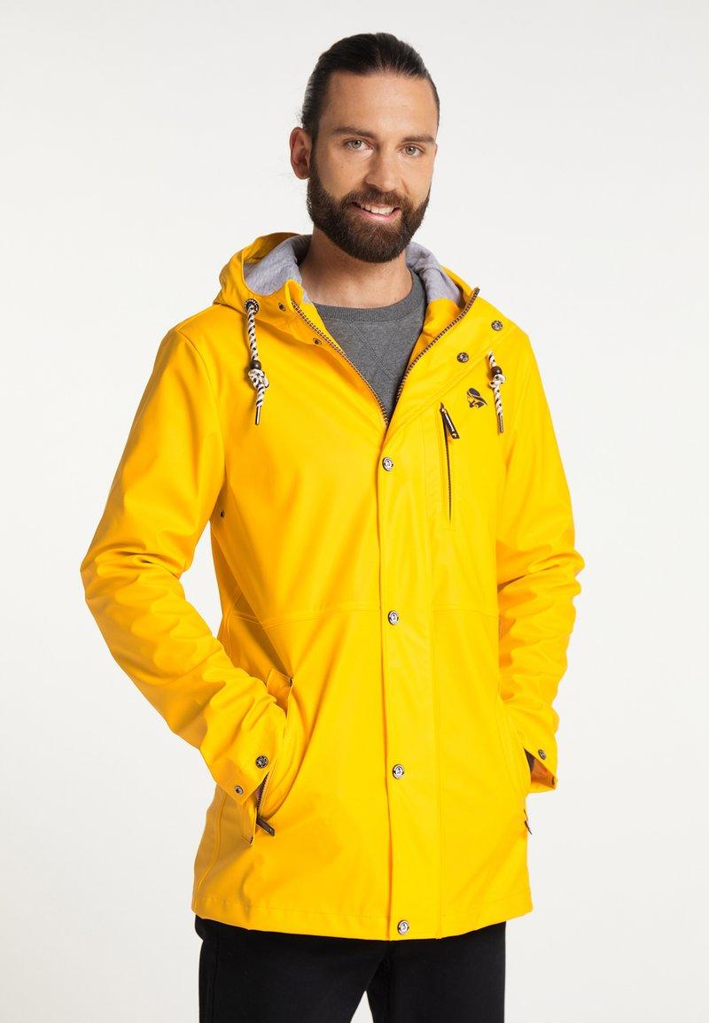 Schmuddelwedda - Waterproof jacket - senf