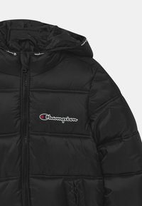 Champion - ROCHESTER HOODED UNISEX - Zimní bunda - black - 2