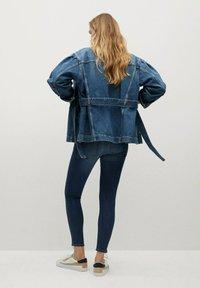 Mango - PITIMAT-I - Jeans Skinny Fit - mittelblau - 1