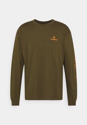 SYNERGY UNISEX - Long sleeved top - uniform green