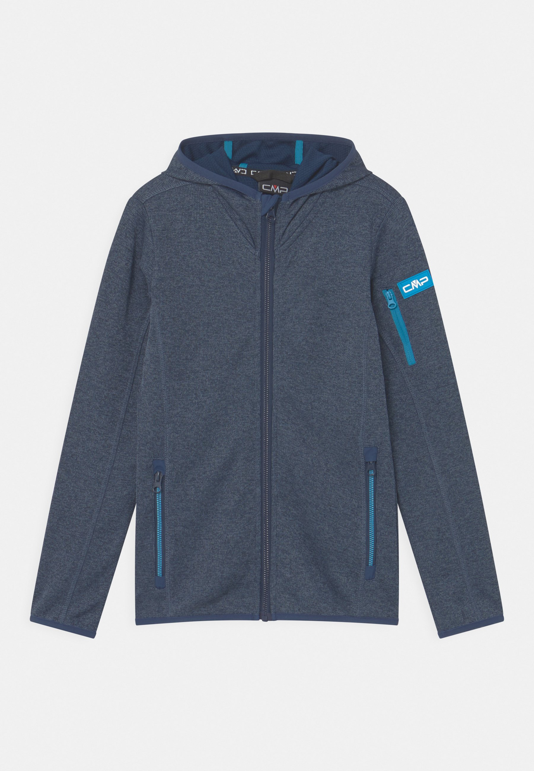 Kids FIX HOOD UNISEX - Fleece jacket