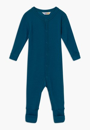 FOOT BASIC UNISEX - Pyjamas - petrol blue