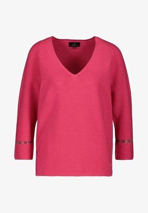 Jumper - hot pink