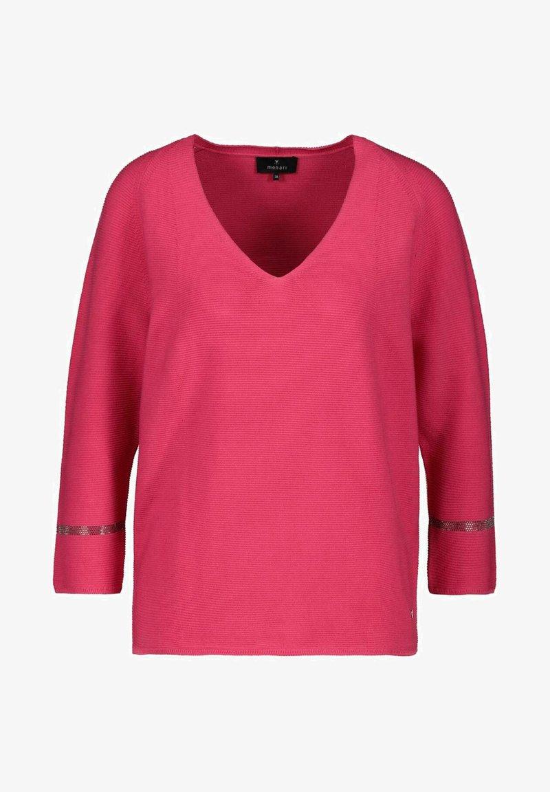 Monari - Jumper - hot pink