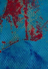 BIDI BADU - KAFIL TECH TRACKSUIT - Tracksuit - dark blue/aqua - 8