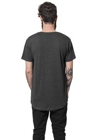 Urban Classics - SHAPED LONG TEE DO NOT USE - Basic T-shirt - charcoal - 1