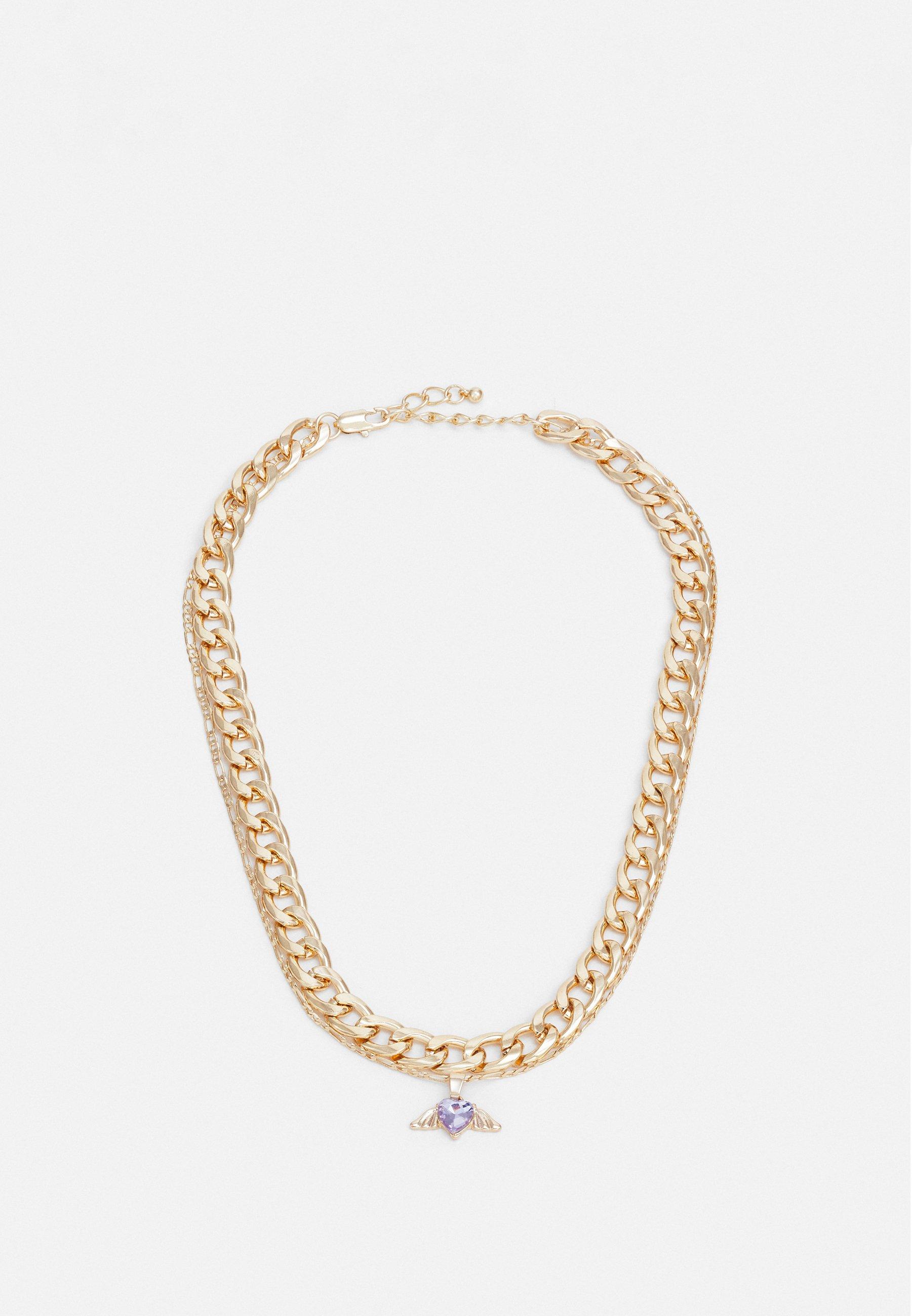 Women PCFLORA COMBI NECKLACE - Necklace