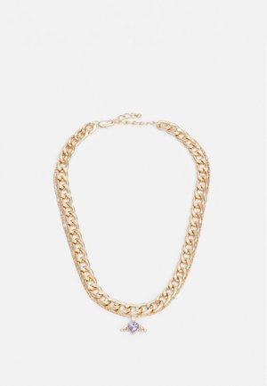 PCFLORA COMBI NECKLACE - Necklace - gold-coloured