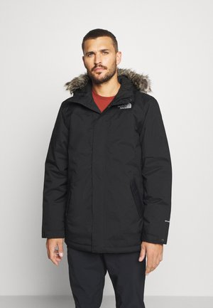 ZANECK JACKET UTILITY - Outdoorjacka - black