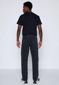 Dr.Denim - DASH - Straight leg jeans - night black - 2