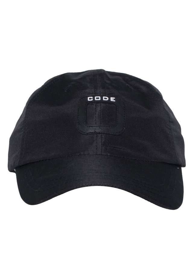 TRIM CAP MIT KLETTVERSCHLUSS - Cappellino - jet black