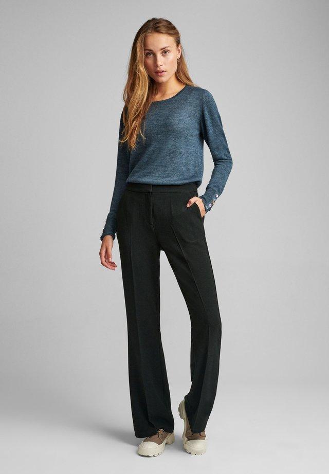 Pantalon classique - caviar